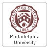 Philadelphia University logo